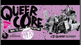 Queercore: How to Punk a Revolution in Sydney le Tue, February 27, 2018 from 08:30 pm to 10:00 pm (Cinema Gay, Lesbian, Trans, Bi)