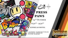悉尼Press Paws - Super Bomberman R从2018年 9月24日到2017年 6月24日(男同性恋, 熊 , 双性恋 After-Work)
