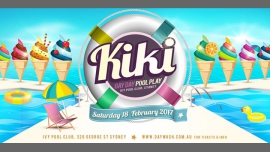 KiKi ivy Pool Party Mardi Gras Season in Sydney le Sat, February 18, 2017 from 12:00 pm to 06:00 pm (Clubbing Gay)