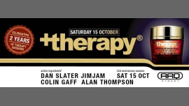 Therapy: The 2nd Birthday in Sydney le Sat, October 15, 2016 from 10:00 pm to 04:00 am (Clubbing Gay)