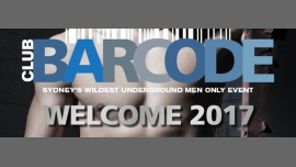 Barcode - January 1st in Sydney le Sun, January  1, 2017 from 10:00 pm to 10:00 am (Clubbing Gay)