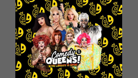 Comedy Queens 2019 - Brisbane in Brisbane le Sun, August 25, 2019 from 07:00 pm to 11:00 pm (Clubbing Gay)