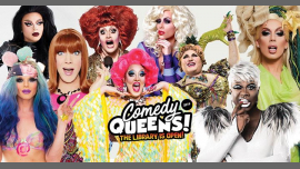 Comedy Queens 2019 - Brisbane in Fortitude Valley le Sun, August 25, 2019 from 07:00 pm to 11:00 pm (Clubbing Gay)