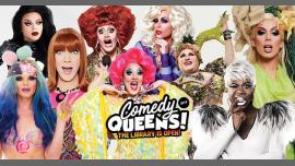 Comedy Queens 2019 - Sydney à Kensington le sam. 24 août 2019 de 19h00 à 23h00 (Clubbing Gay)