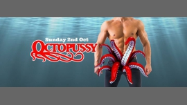 Out! Cairns presents Octopussy – Splash After Party in Cairns le Sun, October  2, 2016 from 09:00 pm to 03:00 am (Clubbing Gay, Lesbian)