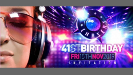 Chasers 41st Birthday a Melbourne le ven 13 novembre 2020 21:00-07:00 (Clubbing Gay friendly)