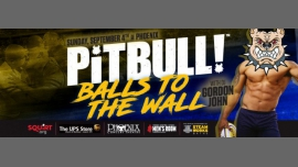 Pitbull - Balls to the Wall in Toronto le Sun, September  4, 2016 from 10:00 pm to 04:00 am (Clubbing Gay)