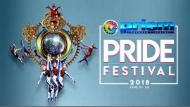 PRISM PRIDE Festival June 21- June 25 à Toronto du 21 au 25 juin 2018 (Festival Gay)