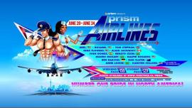 Prism Airlines - Pride Festival 2019 en Toronto del 20 al 24 de junio de 2019 (Clubbing Gay)
