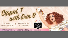 Sunday Drag Brunch at GLAD DAY! in Toronto le Sun, July 28, 2019 from 11:00 am to 04:00 pm (Brunch Gay, Lesbian, Trans, Bi)