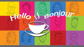Café Bilingue – Queer bilingual discussions in Toronto le Sun, June 16, 2019 from 03:30 pm to 05:30 pm (Meetings / Discussions Gay, Lesbian, Trans, Bi)