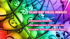 Glad Day Drag Bingo! a Toronto le sab 15 giugno 2019 19:00-21:30 (After-work Gay, Lesbica, Trans, Bi)