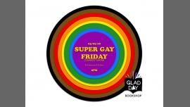 Super Gay Friday à Toronto le ven.  2 mars 2018 de 20h00 à 23h00 (After-Work Gay, Lesbienne, Trans, Bi)