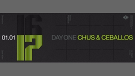 Day 1: Chus & Ceballos (All Night Long) in Montreal le Sun, January  1, 2017 from 01:00 am to 10:00 am (Clubbing Gay)