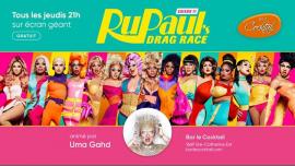 Rupaul's Drag Race 11 au Cocktail em Montreal le qui, 18 abril 2019 21:00-22:30 (After-Work Gay, Lesbica)