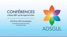 Conférences de la semaine de la diversité sexuelle 2019 à Québec le mer. 27 mars 2019 de 12h00 à 13h00 (Rencontres / Débats Gay, Lesbienne)