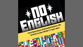 No English (in the Basement at Branded) en Nueva York le sáb  4 de abril de 2020 23:00-03:30 (Clubbing Gay, Hetero Friendly)