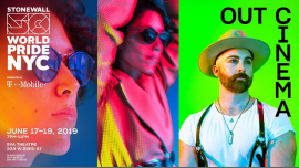 OutCinema: WorldPride 2019 | Stonewall 50 in New York le Mon, June 17, 2019 from 07:00 pm to 11:00 pm (Cinema Gay, Lesbian)