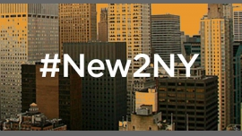 New2NY à New York le mar.  3 octobre 2017 de 19h00 à 21h00 (After-Work Gay, Lesbienne, Trans, Bi)
