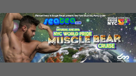 Sea Tea: NYC's Gay Party Cruise - World Pride NYC Muscle Bears Cruise in New York le Sa 29. Juni, 2019 18.00 bis 22.00 (Kreuzfahrt Gay)