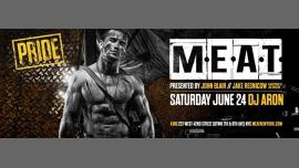 MEAT - DJ Aron - Pride Saturday Night Special Event in New York le Sa 24. Juni, 2017 23.30 bis 06.30 (Clubbing Gay)