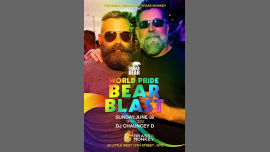 Urban Bear World Pride Bear Blast in New York le Sun, June 30, 2019 from 01:00 pm to 10:00 pm (Clubbing Gay, Bear)
