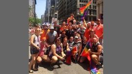 Getknighted: NYC PRIDE em Nova Iorque le Sáb, 24 Junho 2017 19:00-23:00 (After-Work Gay, Hetero Friendly, Bi)
