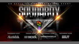 Solidarity - WorldPride NYC 2019 in New York from 27 til June 30, 2019 (Clubbing Gay)