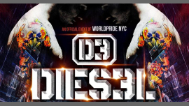 D3 Dies3l - Solidarity Pride Main Event in New York le Fri, June 28, 2019 from 11:00 pm to 08:00 am (Clubbing Gay)
