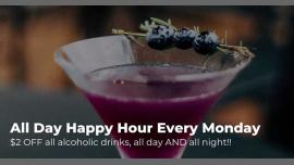 纽约All Day Happy Hour Every Monday at Townhouse Bar NYC2019年 4月21日,16:00(男同性恋 下班后的活动)