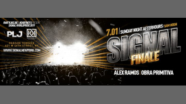 SIGNAL NYC: FINALE l WORLD PRIDE 2019 l AFTERHOURSl 5AM in New York le Mo  1. Juli, 2019 05.00 bis 12.00 (Clubbing Gay)