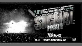 SIGNAL: FINALE in New York le Mon, July  1, 2019 from 05:00 am to 12:00 pm (Clubbing Gay)
