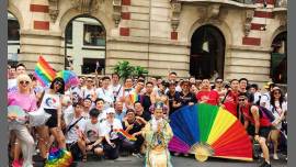 CRN NYC WorldPride 2019 in New York le Sun, June 30, 2019 from 12:30 pm to 06:30 pm (Festival Gay, Lesbian, Trans, Bi)