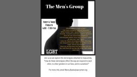 The Men's Group a Sacramento le ven 17 maggio 2019 18:00-19:30 (Incontri / Dibatti Gay, Lesbica, Trans, Bi)