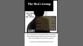 The Men's Group em Sacramento le sex, 20 dezembro 2019 18:00-19:30 (Reuniões / Debates Gay, Lesbica, Trans, Bi)