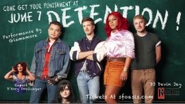 Detention! en San Francisco le vie  7 de junio de 2019 22:00-02:00 (After-Work Gay)