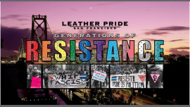 Leather Marshal Announcements and Beer Bust a San Francisco le sab 11 maggio 2019 15:00-18:00 (Clubbing Gay)