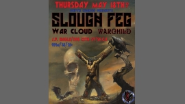 TNL Slough Feg/ War Cloud/ War Child à San Francisco le jeu. 18 mai 2017 de 21h00 à 02h00 (After-Work Gay, Bear)