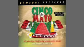 GAMeBoi - Cinco de Mayo Party in West Hollywood le Fri, May  5, 2017 from 09:30 pm to 02:00 am (After-Work Gay)