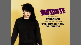 Mutante Folsom Pre-Party: Corrosion in San Francisco le Wed, September 20, 2017 from 08:00 pm to 12:00 am (Clubbing Gay, Bear)
