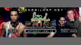 ShangriLA SF PRIDE Rendezvouz Party à San Francisco le sam. 24 juin 2017 de 22h00 à 06h00 (Clubbing Gay)