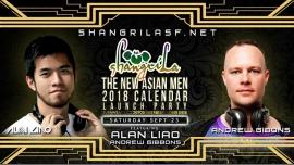 ShangriLa Calendar Launch & Underwear Fashion Show à San Francisco le sam. 23 septembre 2017 de 22h00 à 06h00 (Clubbing Gay)