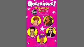 Queeraoke! in San Francisco le Wed, August 21, 2019 from 09:00 pm to 01:00 am (After-Work Gay)