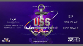 USS Masterbeat Tea Dance: WorldPride NYC à New York le sam. 29 juin 2019 de 14h00 à 20h00 (Tea Dance Gay Friendly)