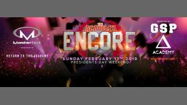 Masterbeat Encore: Academy President's Weekend à Los Angeles le dim. 17 février 2019 de 21h00 à 04h00 (Clubbing Gay Friendly)