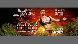 ♬ Action! at Hydro Festival 2018 in San Juan from 16 til March 19, 2018 (After Gay)