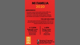Mi Familia South Bay in Chula Vista le Mon, March  9, 2020 from 06:00 pm to 07:30 pm (Meetings / Discussions Gay, Lesbian)