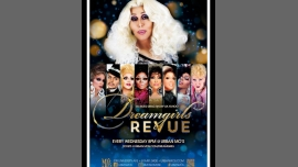 Dreamgirls Revue with Chad Michaels in San Diego le Wed, June  3, 2020 from 08:00 pm to 11:00 pm (Show Gay)
