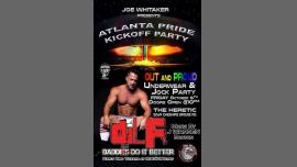 DILF Atlanta PRIDE Kickoff Jock Party by MAN UPP & Joe Whitaker in Atlanta le Fri, October  6, 2017 from 10:00 pm to 03:00 am (Clubbing Gay)