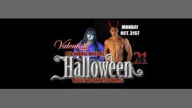 Halloween Bash and Haunted House in Oakland le Mon, October 31, 2016 from 09:00 pm to 03:00 am (Clubbing Gay)